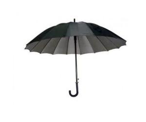 16 Telli Deri Baston Şemsiye