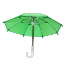 Yeşil Minyatür Süs Şemsiyesi
