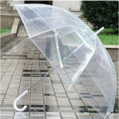 Toptan Şeffaf Şemsiye