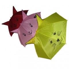 Toptan Kulaklı Çocuk Şemsiyesi