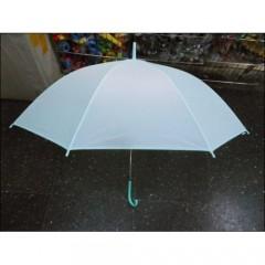 Eva Kumaş Düz Renk Şemsiyeler