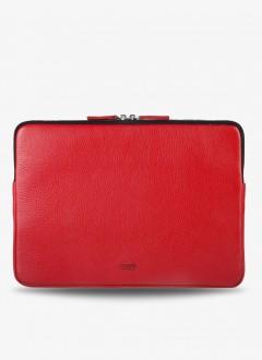 Deri Clutch Çanta / 1806 - Kırmızı