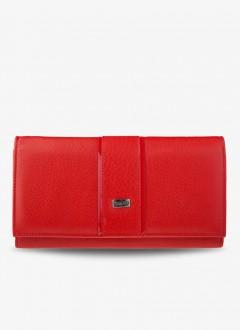 Deri Bayan Cüzdanı / 1246 - Kırmızı