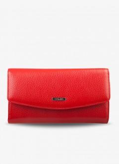 Deri Bayan Cüzdanı / 2221 - Kırmızı