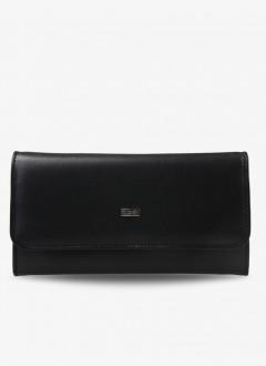 Deri Bayan Cüzdanı / 210 - Siyah