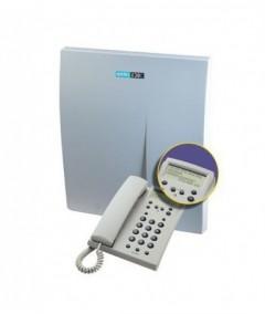 Karel MS38C 4 Dış 8 İç Hat Numarayı Gösteren Telefon Santrali