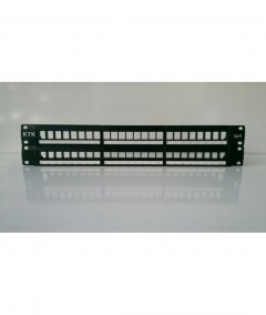 KTK Cat6 48 Port  Patch Panel