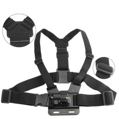 Gopro Göğüs Aparatı (Chest Body Strap)