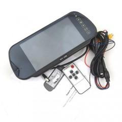 7. Renkli TFT LCD Araba Dikiz Ayna Monitor