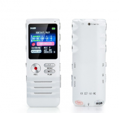 8 GB Dijital Profesyonel Ses Kayıt Cihazı