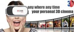 Akıllı Gözlük Google VR Case 3D Gözlük
