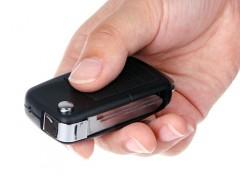 Anahtarlık Şeklinde Hareket Sensörlü HD Video Kamera