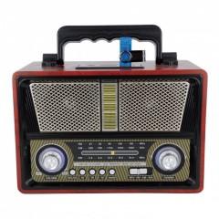 Antika Nostalji Portatif Müzik Çalar Yeni Everton RT-850