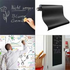 Blackboard Sticker Yapışkanlı Rulo Yazı Tahtası