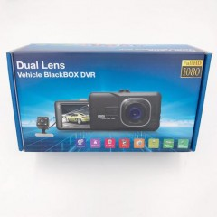 Çift Lensli Full Hd 1080P Araç Kamerası