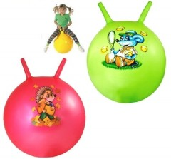 Çocuk Plates Topu Zıp zıp Zıplama Topu