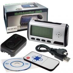 Dijital Masa Saati Kamera Bakıcı Kamerası