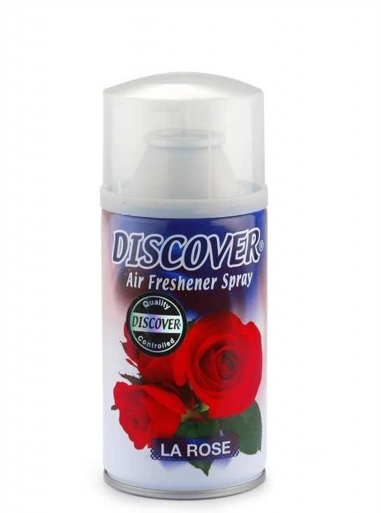 Discover Otomatik Sprey Püskürtücü + Yedek Parfüm