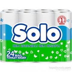Solo Tuvalet Kağıdı 24 'lü