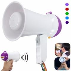El Megafonu Ses Kayıtlı