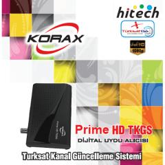 Korax Prime Hd Tkgs Hd Mini Uydu Alıcısı