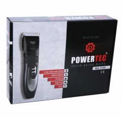 Powertec Tr6500 Şarjlı Tıraş Makinesi -1