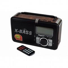 Şarjlı Usb Sd Ses Kayıtlı Müzik Çalar Radyo
