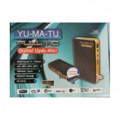 Yumatu 1080i Full Hd Mini Dijital Uydu Alıcısı PR-3000