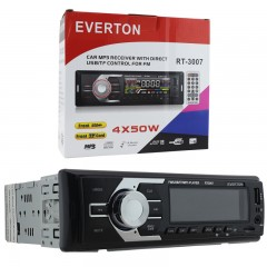 Everton RT-3007 USB-SD-FM-AUX Mekaniksiz Oto Teyp