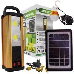 Everton RT-904 USB-SD Girişli Solar Işıldak Özellikleri