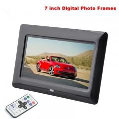 Forland 7-inç Lcd Ekran Dijital Fotoğraf Çerçevesi Video+Mp3