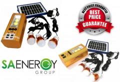 Güneş Enerjili Alüminyum Aydınlatma Sistemi DAT AT-8826