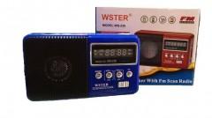Kamal Km-239 Şarjlı Mp3 Çalar Radyo