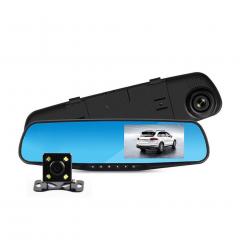 Kingboss Vehicle Blackbox Dvr Çift Yönlü Araç Kamerası