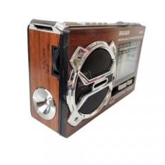 MEİER M-U05 USB/SD/MP3 Fenerli Şarjlı Radyo