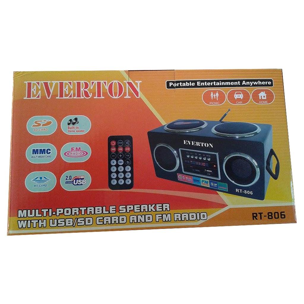 Müzik Kutusu Mp3 Hafıza Kartı Radyo Çalar
