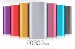Powerbank 20800 MAh Taşınabilir Şarj Aleti Titanyum