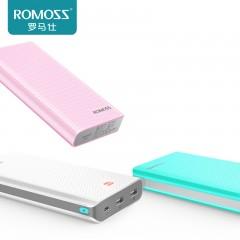 Romoss Sense 6 Led 20000 MAh Taşınabilir Şarj Cihazı Powerbank