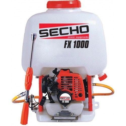 SECHO FX 1000 SIRT İLAÇLAMA MAKİNASI