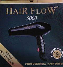 Hair Flow 5000 Fön Makinesi 2400 Watt