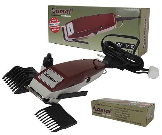Kamal KM-1400 Şarjlı Saç Kesme Makinesi
