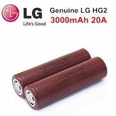 LG HG2 3000mAh 18650 Orjinal Pil
