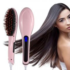 Miss Hair Elektrikli Saç Düzleştirici Fırça