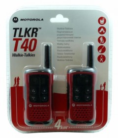 Motorola TLKR-T40 Pmr El Telsizi 2 Li Set