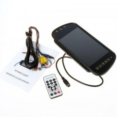 Navigold Jcs-7003 Aynalık Kamera 7inc Bluetooth