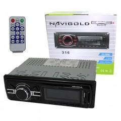 Navigold NG-316 USB-SD-FM Mekaniksiz Oto Teyp