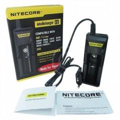 Nitecore i1 intelli USB / EGO Li-ion Pil Şarj Cihazı