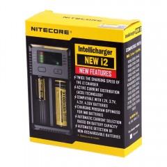 Nitecore i2 intelli charger Li-ion Şarj Cihazı