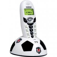 Ogatech Beşiktaş Lisanslı Telsiz Telefon