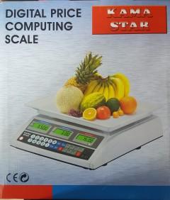 Pazarci Terazisi Elektronik Fiyat Hesaplamalı 40 Kg -1